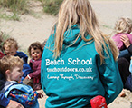 Fun and learning with the Beach Rangers
