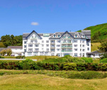 Trefeddian Hotel, winner of the AA's Hotel of the Year in Wales Award for 2018/19 and the Best Loved Hotels' Hotel of the Year Award for 2018/19.
